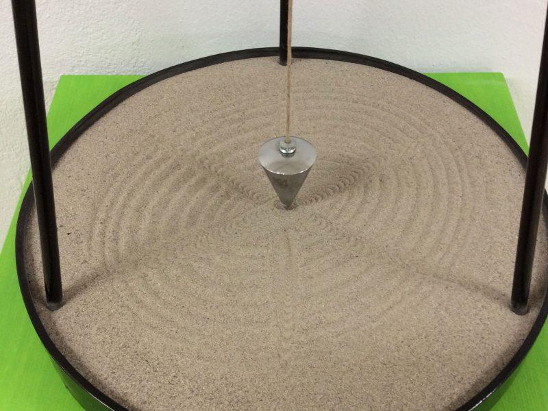Sand Pendel